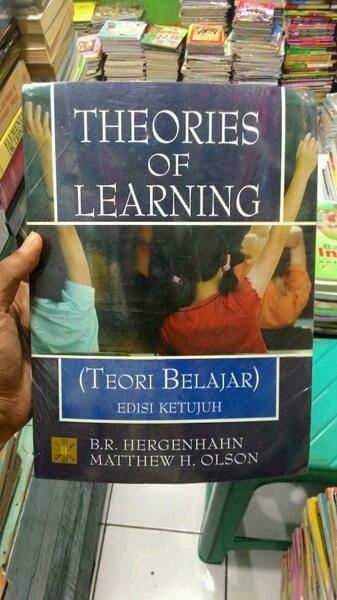 harga Theories of learning (teori belajar) .b.r.hargenhan & matthew h.olson Tokopedia.com