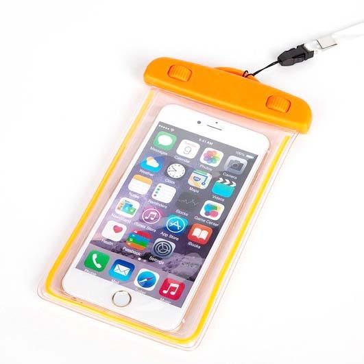harga Luminous diving waterproof bag for smartphone 4.5 - 6 inch - abs175-10 Tokopedia.com