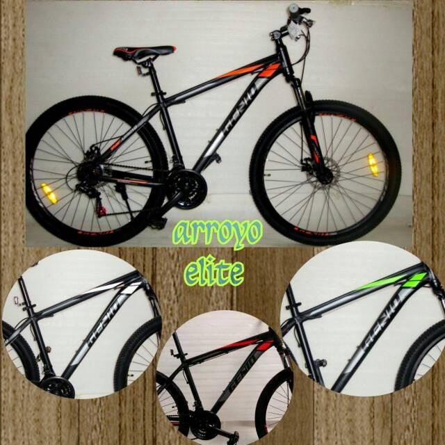 harga Sepeda gunung genio arroyo elite 26 Tokopedia.com