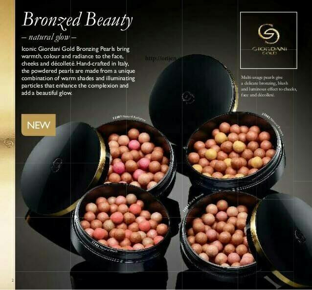 harga Giordani gold bronzing pearls Tokopedia.com