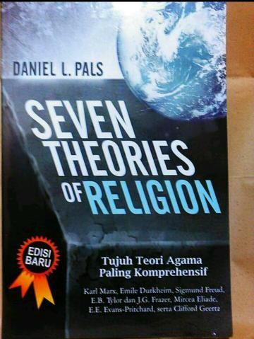 harga Seven theories of religion - daniel l. pals Tokopedia.com