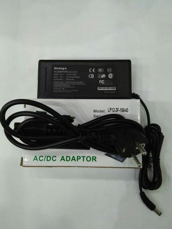 harga Adaptor dvr avtech 4ch8ch &16ch ( 19 volt - 5.2 a ) Tokopedia.com
