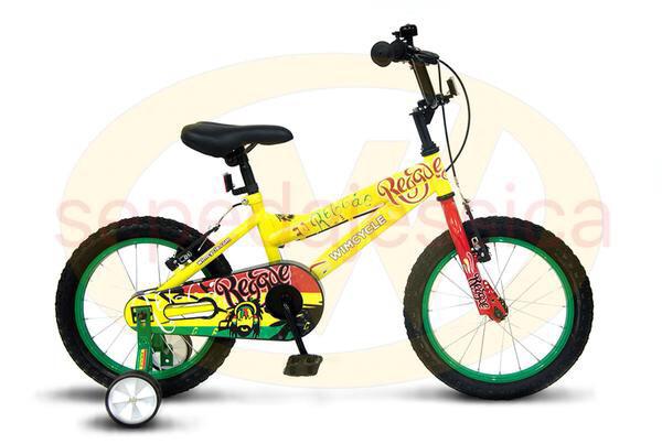 harga Sepeda anak bmx 16  wimcycle reggae Tokopedia.com