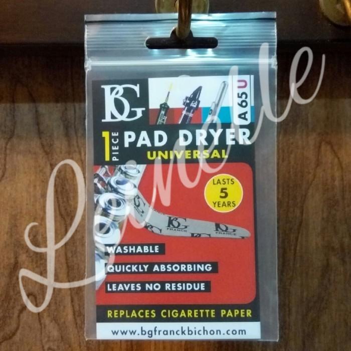 harga Bg pad dryer universal (clarinet, flute, basoon, oboe) Tokopedia.com