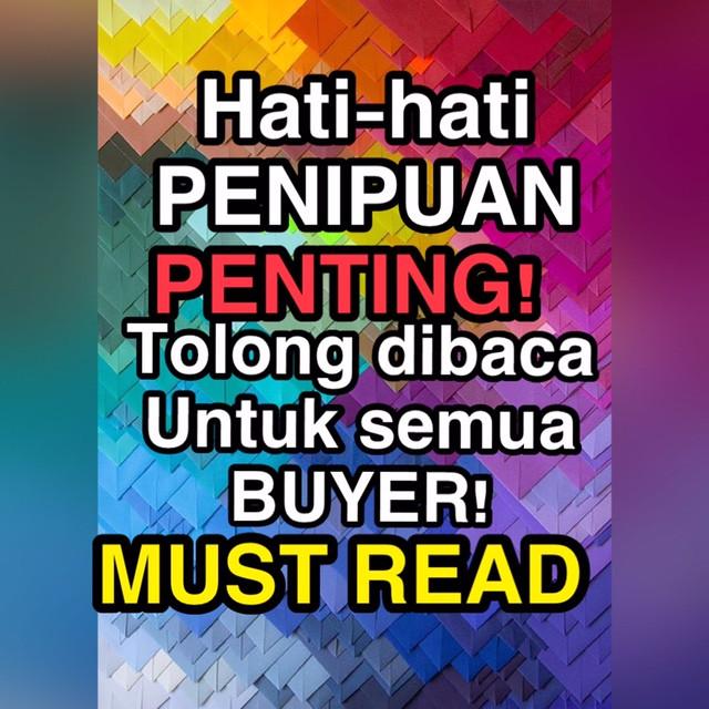 Jual Hati2 Penipuan Tolong Dibaca Jakarta Barat Gudang