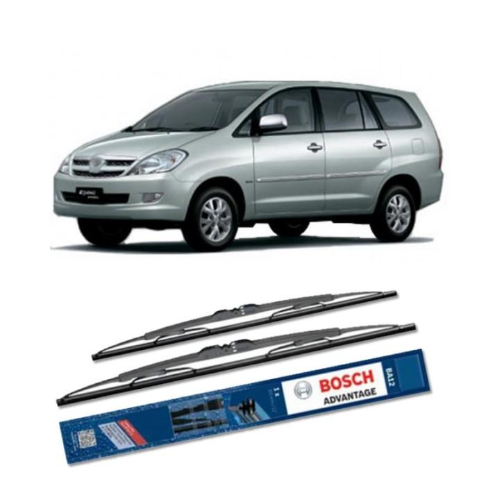 Jual Bosch Sepasang Wiper Mobil Toyota Kijang Innova (2004) Advantage 24&16 Harga Promo Terbaru