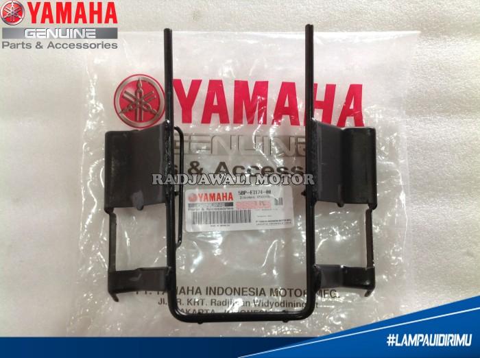 harga Bracket lampu / tiang dudukan lampu depan rx king scorpio asli yamaha
