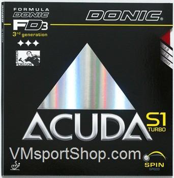 harga Donic acuda s1 turbo > karet / rubber bet / bat pingpong / tenis meja Tokopedia.com