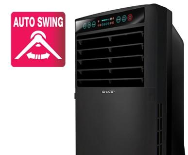 harga Air cooler sharp pj-a77ty-b kipas angin ac dinginnya Tokopedia.com