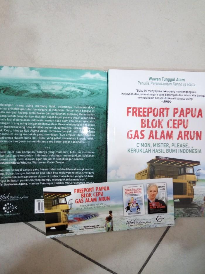 harga Freeport papua blok cepu gas alam arun Tokopedia.com