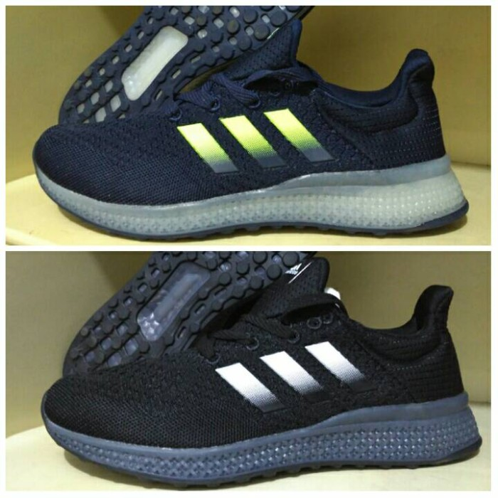 innovative design d0e74 7fae8 sepatu sport adidas slip on sonic boost premium murah terbaru running