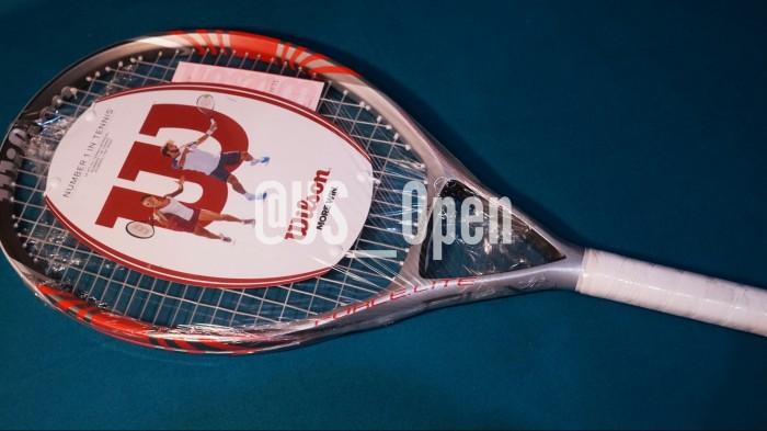 Raket Tennis Wilson BLX Force Lite Original 100%
