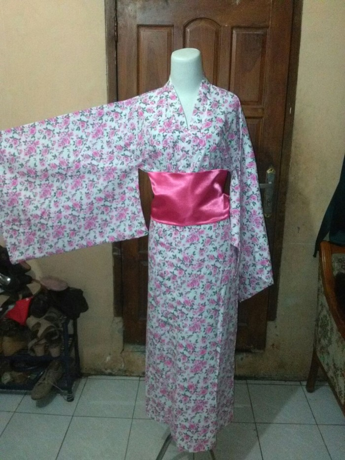 harga Yukata kimono baju tradisional / adat jepang Tokopedia.com
