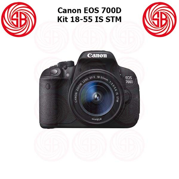 Jual Kamera Canon EOS 700D 18 55 Camera 700 D Kit