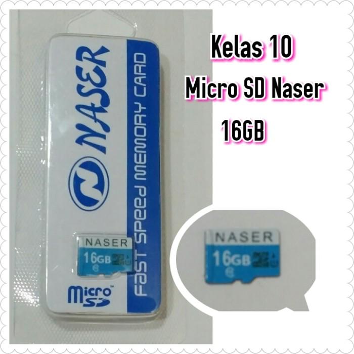 harga Kelas 10...!!! micro sd naser 16gb 16 gb memory card kartu memori Tokopedia.com