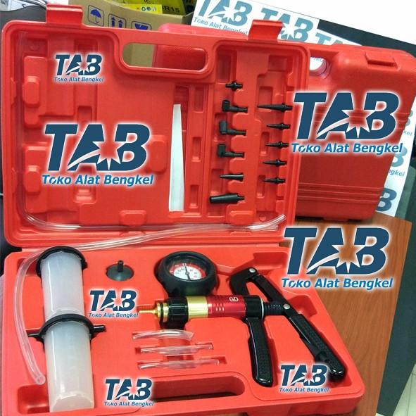 Foto Produk Brake Bleeder Kit & Vacuum Pressure Pump Kit dari Toko alat bengkel