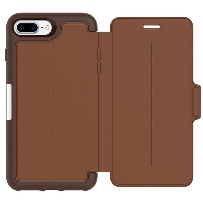 harga Iphone 7 plus strada series folio caseburnt saddle Tokopedia.com