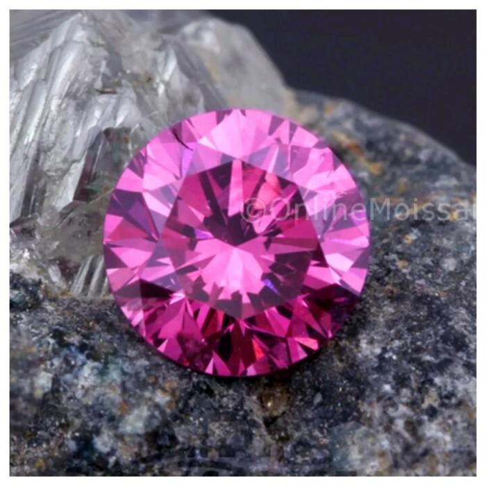 harga Special pink moissanite Tokopedia.com