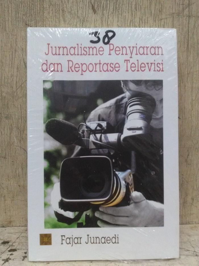 harga Jurnalisme penyiaran dan reportase televisi Tokopedia.com