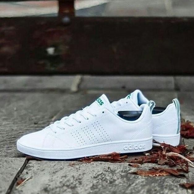 ... get sepatu adidas neo advantec termurah original full white putih  casual 4071a 2f3bc 5e250761c0