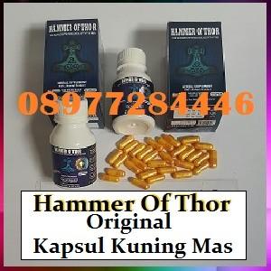 jual obat pembesar alat vital pria hammer of thor kuat tahan lama