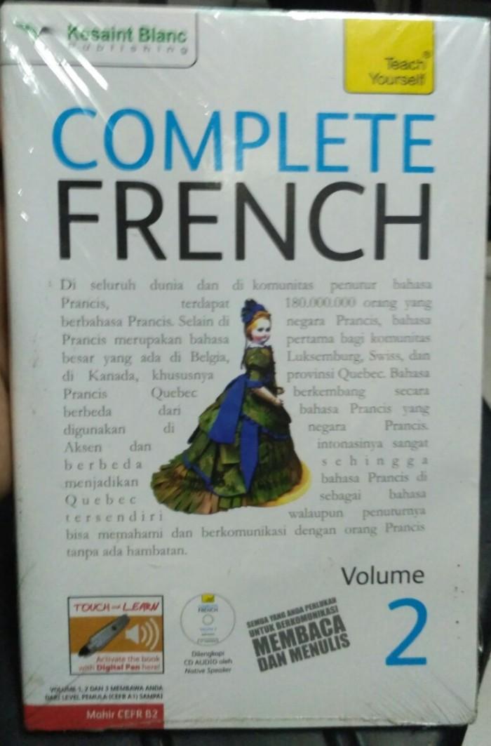 harga Complete french volume 2 Tokopedia.com