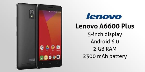 harga Lenovo a6600 plus 4g lte - 2/16 gb garansi resmi Tokopedia.com