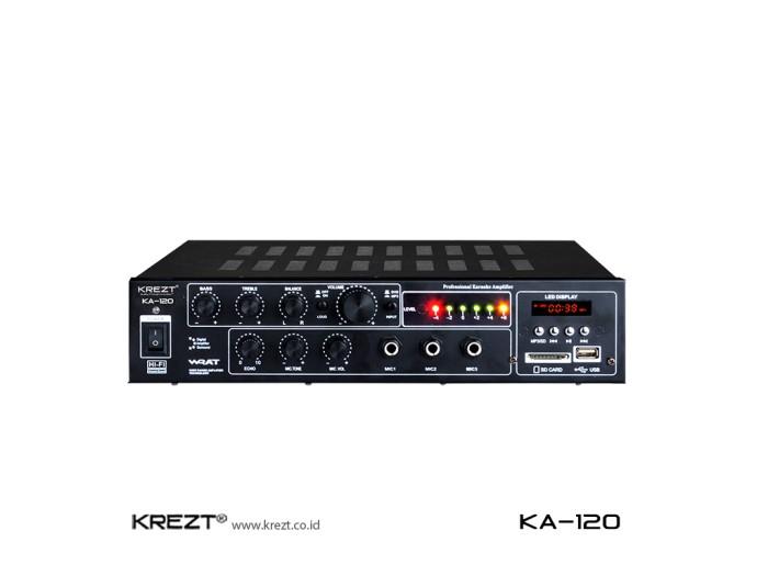Krezt portable pa system [ka-120]