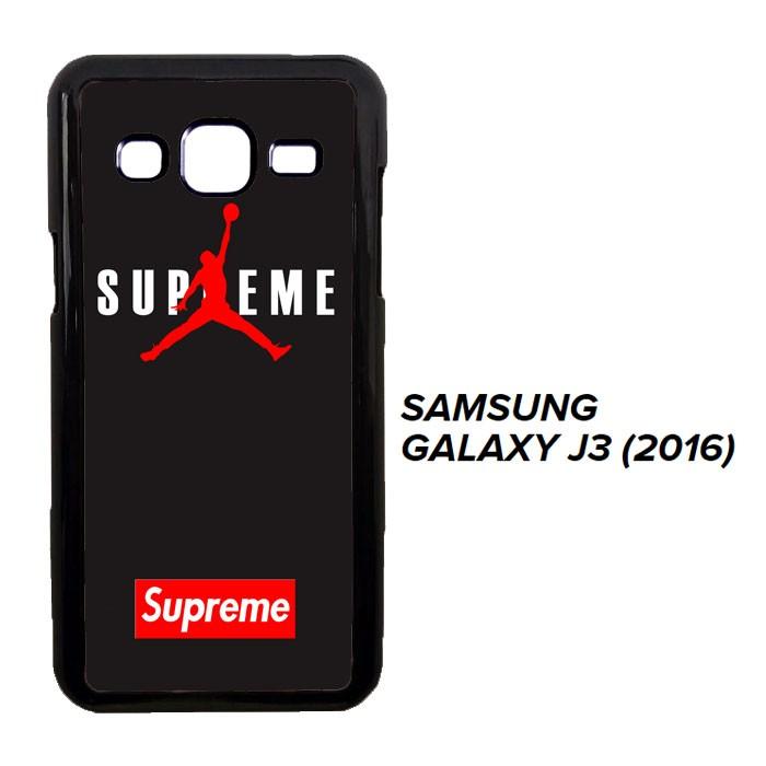official photos c1a04 6e205 Jual Supreme x Jordan Black X3386 Casing Samsung Galaxy J3 2016 Custom Case  - Kota Semarang - Flazzstore Case   Tokopedia