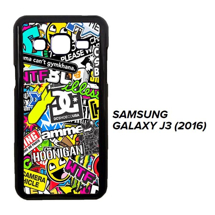harga Sticker bomb jdm f0633 casing samsung galaxy j3 2016 custom case cover Tokopedia.com