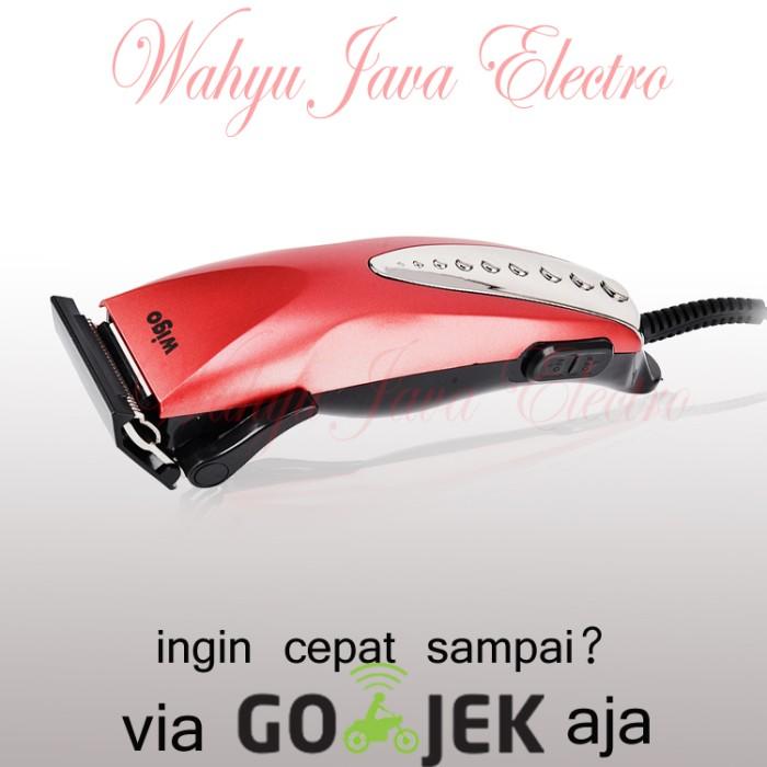 Jual Alat Cukur Rambut Hair Clipper Wigo W-510 - WahyuJElectrikShop ... 40b399a7e6