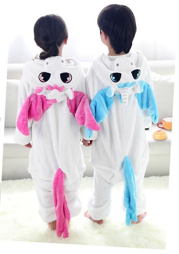 jual piyama unicorn baju tidur cosplay kigurumi kota