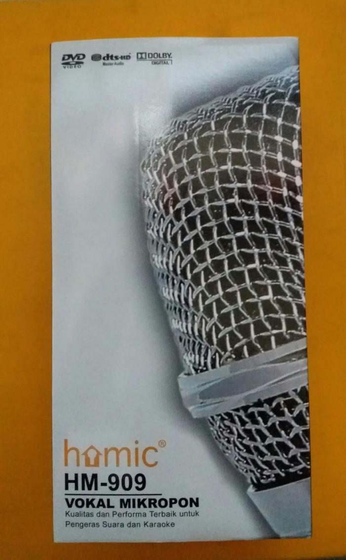 Microphone Kabel Hm909 Daftar Harga Terbaru Dan Terlengkap Indonesia Mic Microfon Homic Hm 138 Sistem Mikropon Wired 909