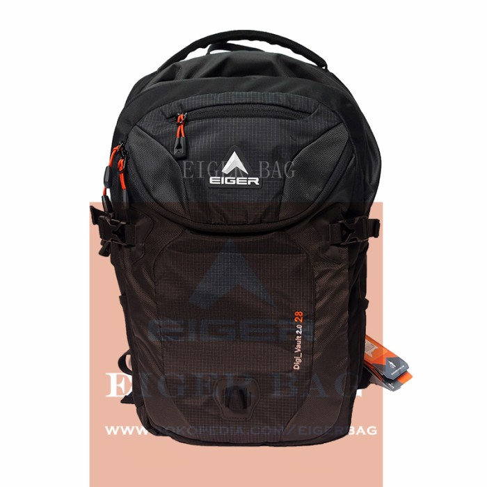 harga Tas ransel eiger 2286 / outdoor / gunung / backpack / sekolah / kantor Tokopedia.com
