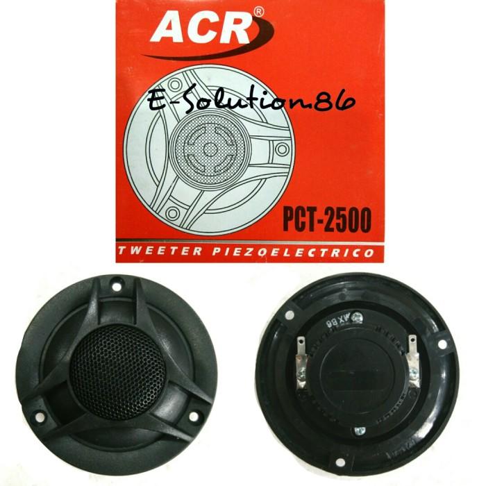 harga Speaker tweeter acr pct-2500 200watt treble salon bulat audio sound Tokopedia.com