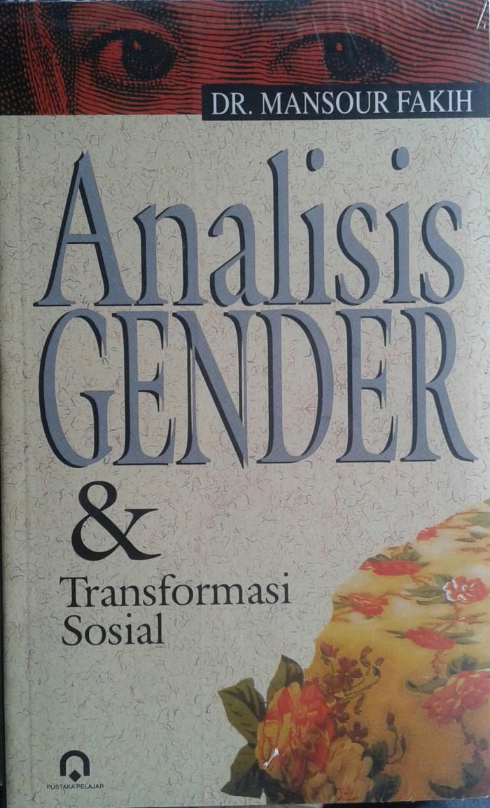harga Buku analisis gender & transformasi sosial Tokopedia.com