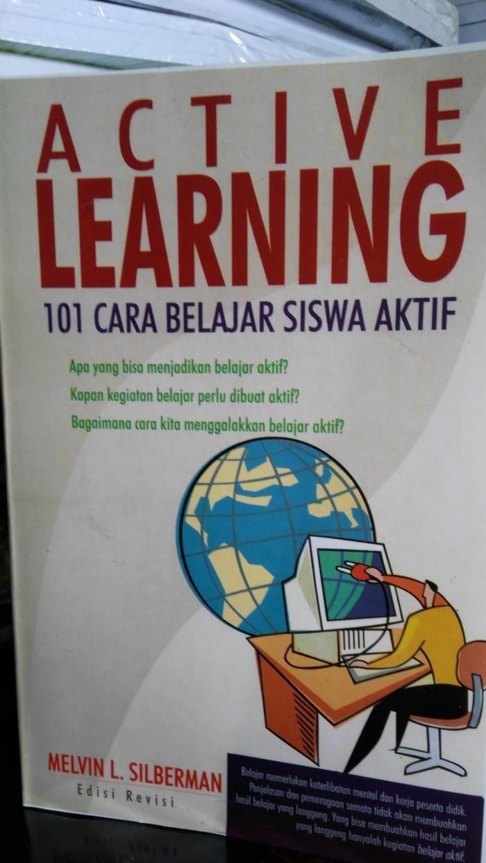 harga Active learning 101 cara belajar siswa aktif Tokopedia.com