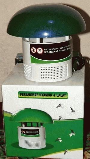 harga Perangkap nyamuk dan lalat sangat ampuh plat hijau Tokopedia.com