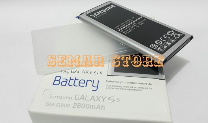 BATERAI BATTERY BATRE ORIGINAL SAMSUNG S5