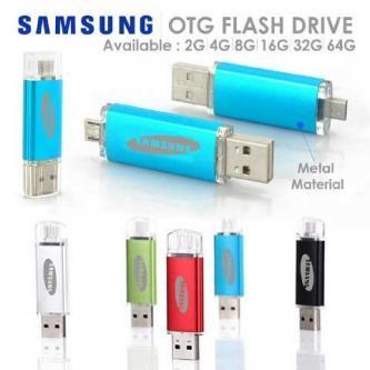 harga Flashdisk samsung usb+otg (32gb) Tokopedia.com