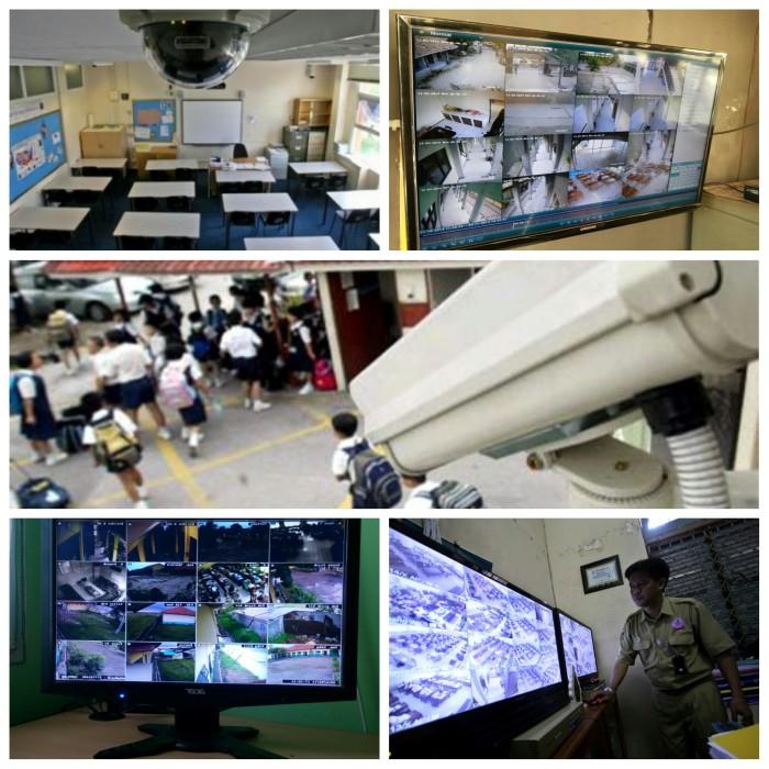CCTV Untuk Sekolah/Kampus