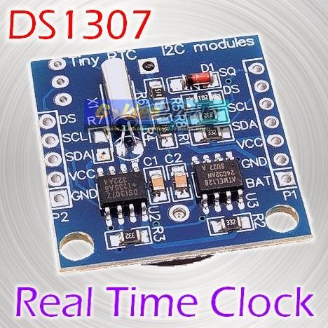 Foto Produk Tiny DS1307 AT24C32 Real Time Clock RTC DS 1307 Module I2C Modul Waktu dari VISITEK