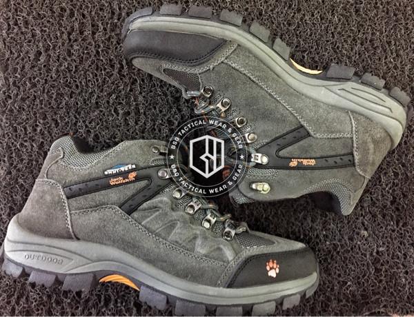 harga Sepatu outdoor jackwolfskin hiking boots jw vibram import Tokopedia.com
