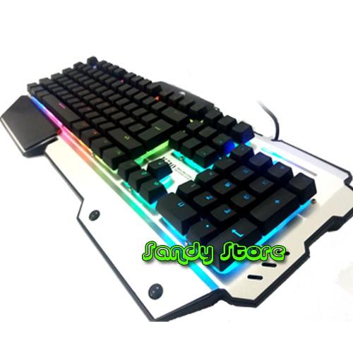 Keyboard Gaming Fantech Semi Mechanical K710-ECLIPSE