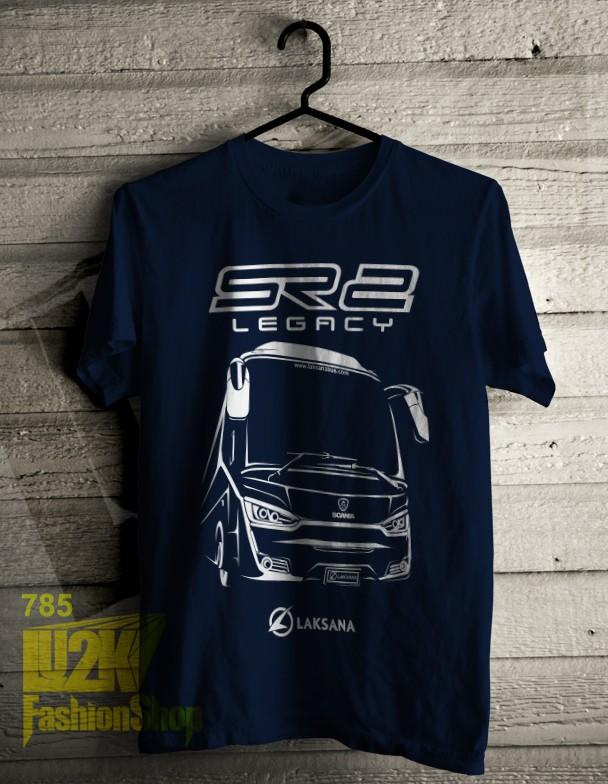 harga Kaos laksana sr2 new legacy bus lover bis mania l2k 785 Tokopedia.com
