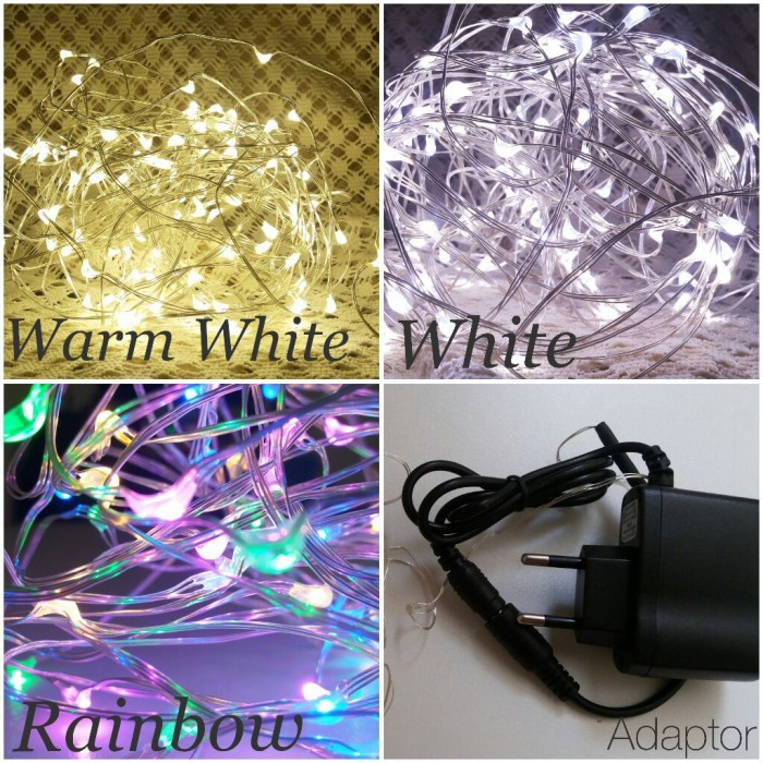 promo code ebeba 0c3a8 Jual Copper Light 10 meter - Lampu Tembaga LED - Fairy Light - String Light  - Kota Surabaya - Cotton Light Craft | Tokopedia