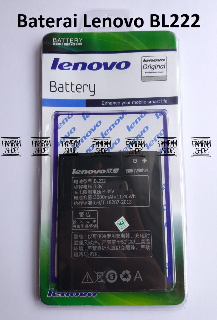 harga Baterai handphone lenovo s660 bl222 original | bl 222, batre s 660 hp Tokopedia.com