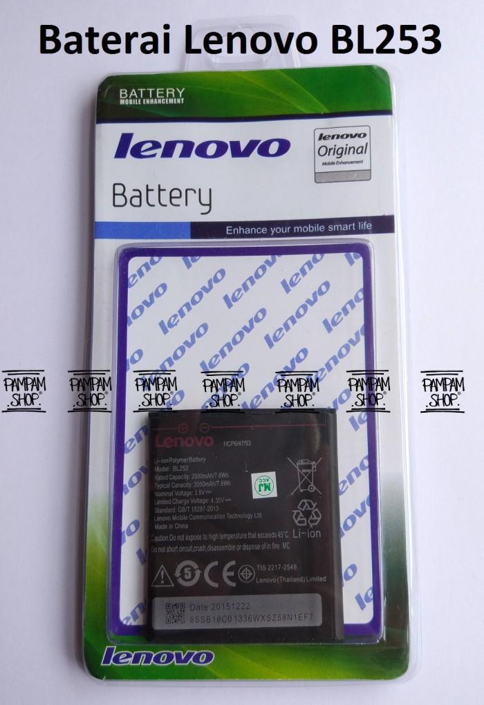 harga Baterai handphone lenovo a2010 bl253 original | bl 253 batre a 2010 Tokopedia.com