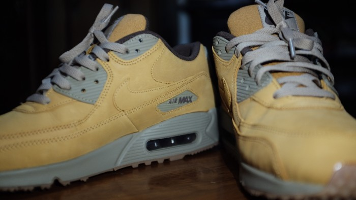reputable site f93eb d2ee0 Jual Nike Air Max 90 Wheat Winter PRM Original EUR 42.5 (US 9) - Kota  Makassar - Limetree | Tokopedia