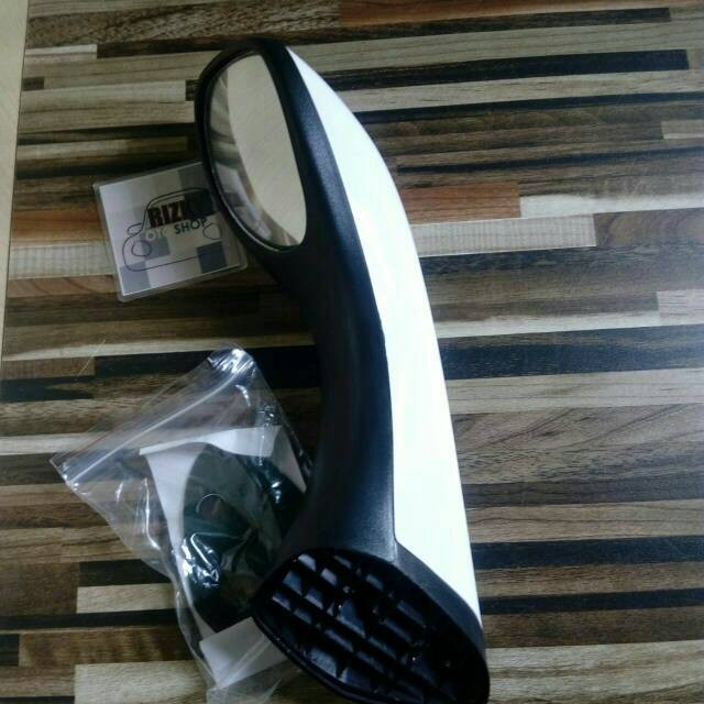harga Spion kap mesin toyota rush putih Tokopedia.com